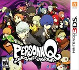 Persona Q: Shadow of the Labyrinth (Nintendo 3DS)
